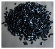 黑色含纤30% 环保PPS再生料 一次水口料抽粒