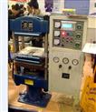 25T小型蒸汽加热橡胶硫化机
