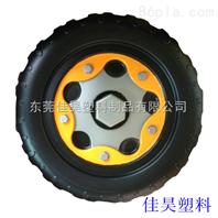 塑料车轮吹塑加工 玩具车轮吹塑 PE塑料玩具车轮