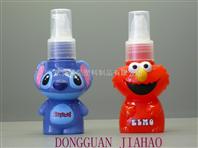东莞佳昊塑料卡通瓶 吹塑喷雾瓶