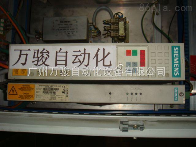 维修西门子6se70伺服驱动器变频器