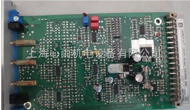 力士乐比例放大板vt-mspa1-525-10/v0