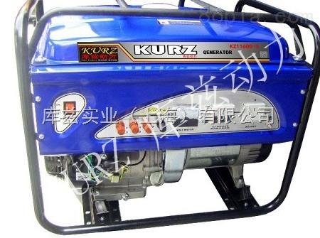 8kw汽油发电机-产品报价-库兹实业(上海)有限公司
