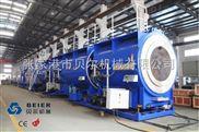 HDPE大口径管材挤出生产线