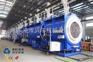 HDPE大口徑管材擠出生產線