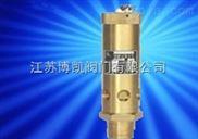 A28X-16T压缩气体铜质安全阀