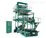 瑞安宏通PE塑料高低壓吹膜機,溫州高速聚乙烯塑料吹膜機組