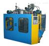供应HDPE双色彩条吹膜机