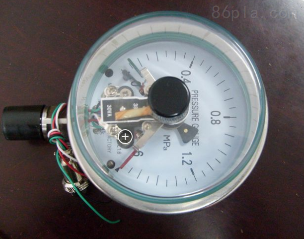 yxc系列电接点压力表 压力表开关-苏州兆正仪表有限