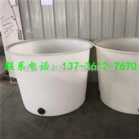 M-1000L山西白酒发酵桶塑胶圆桶型号