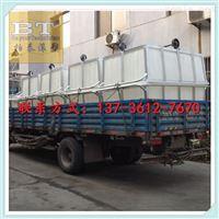 K-1200L南阳服装厂印染推布车塑胶方桶厂家