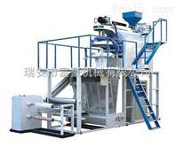 瑞安富豪機械供應兩層PP吹膜機