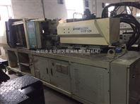 韩国进口注塑机进和120T原装注塑机出售