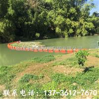 FT400河道浮式拦污漂 湖北水上拦污排