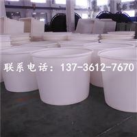 M-600L黄山滚塑圆桶带刻度PE腌制桶价格