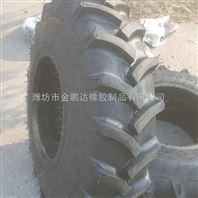 10.0/75-15.3拖拉机轮胎 人字花收割机轮胎报价