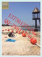 FT500*750拦污防垃圾浮漂塑料拦污排浮筒型号